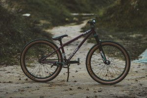 Rower Dirt/slopestyle Chromag Monk Custom